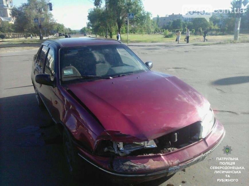 В результате ДТП в Северодонецке пострадал один из водителей (фото), фото-4