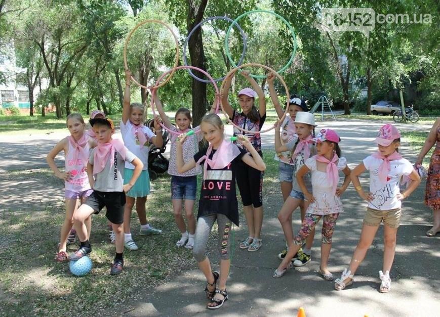 Юные северодончане приняли участие в межклубных спортивных соревнованиях (фото), фото-5