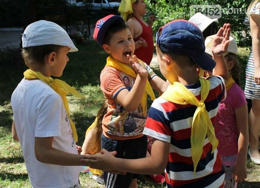 Юные северодончане приняли участие в межклубных спортивных соревнованиях (фото), фото-6