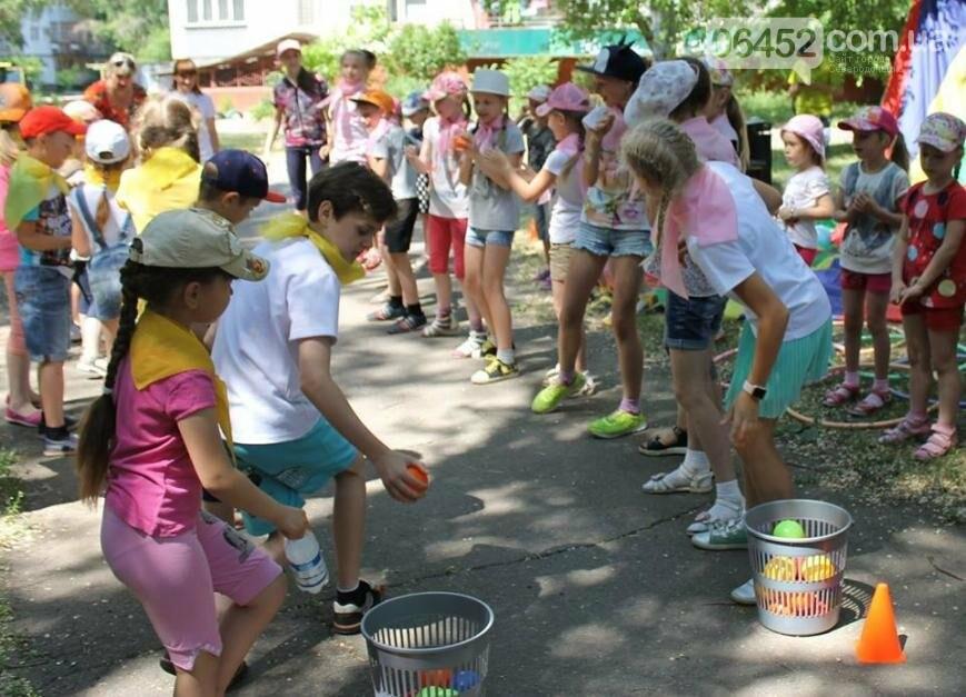 Юные северодончане приняли участие в межклубных спортивных соревнованиях (фото), фото-2