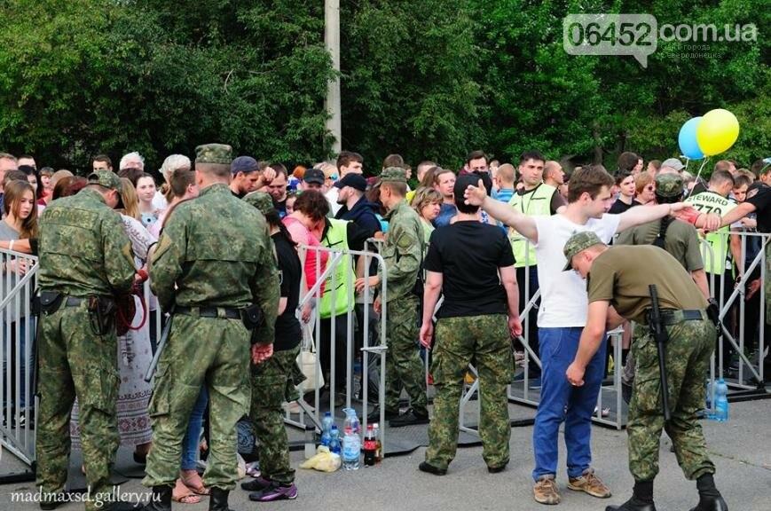 """В Лисичанске прошел концерт """"Океана Эльзы"""" (фото), фото-17"""