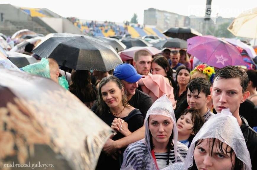 """В Лисичанске прошел концерт """"Океана Эльзы"""" (фото), фото-4"""