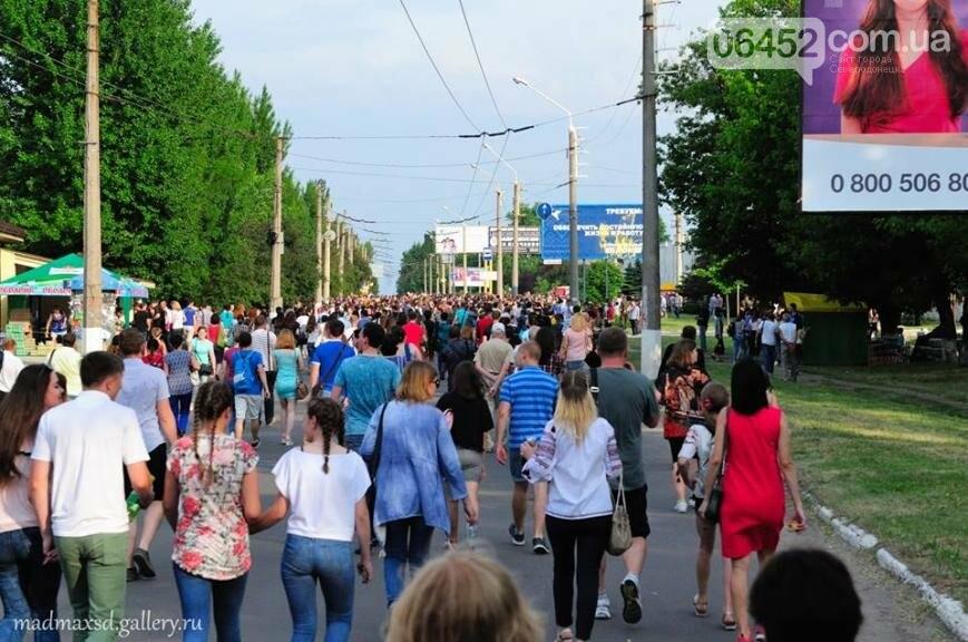 """В Лисичанске прошел концерт """"Океана Эльзы"""" (фото), фото-3"""