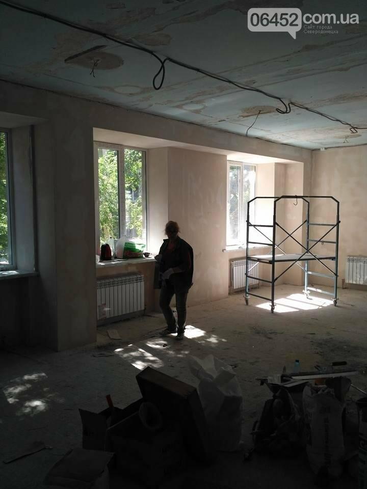 В Северодонецкой горбольнице ремонтируют пищеблок (фото), фото-6
