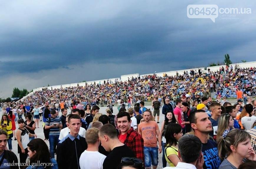 """В Лисичанске прошел концерт """"Океана Эльзы"""" (фото), фото-11"""
