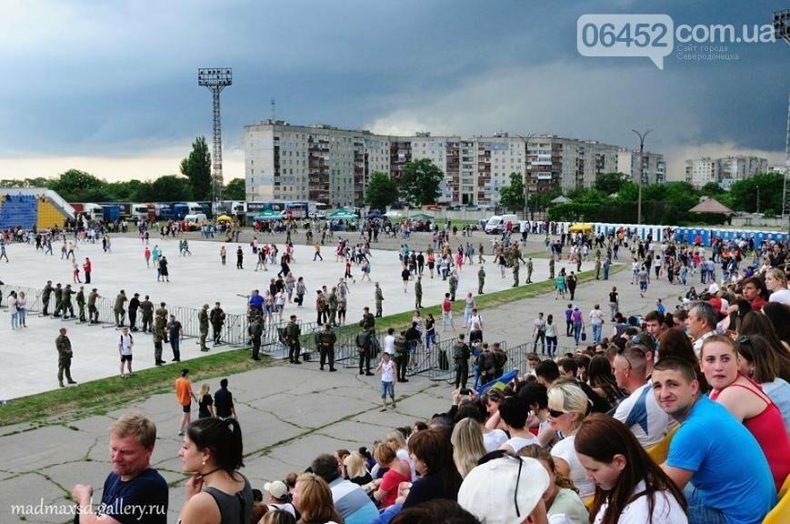 """В Лисичанске прошел концерт """"Океана Эльзы"""" (фото), фото-6"""