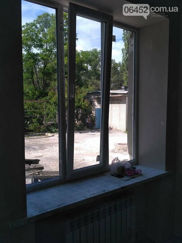 В Северодонецкой горбольнице ремонтируют пищеблок (фото), фото-3