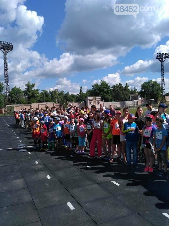 Подошла к концу первая лагерная смена для юных северодонецких спортсменов (фото), фото-8