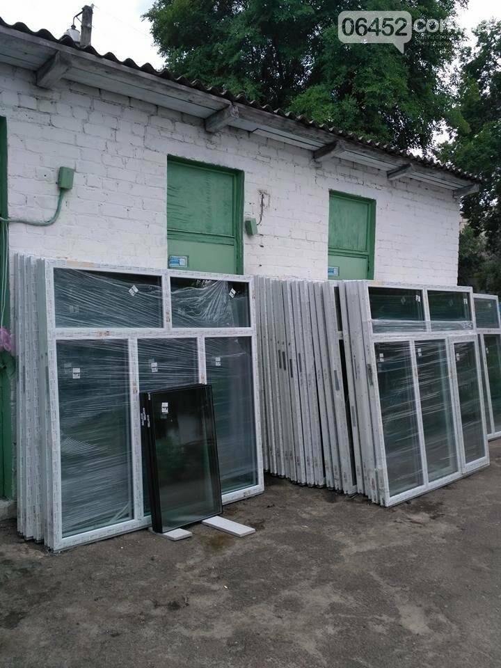Начат ремонт в северодонецком детском саду №30 (фото), фото-1