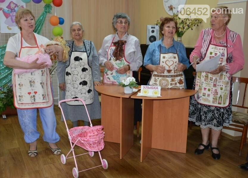 В Северодонецке состоялся конкурс «А ну-ка, бабушки!»  (фото), фото-2