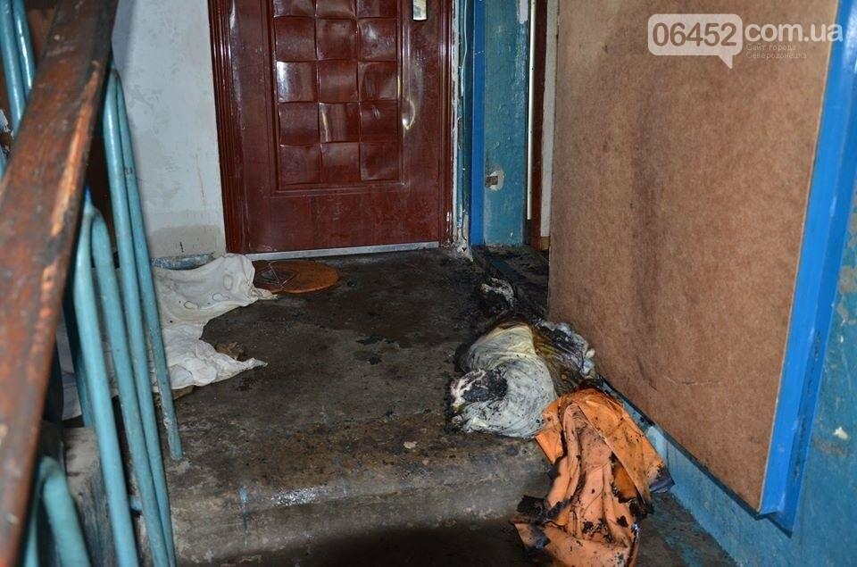 В Северодонецке заживо сгорел ребенок, мать с братом погибшего в реанимации (фото), фото-4