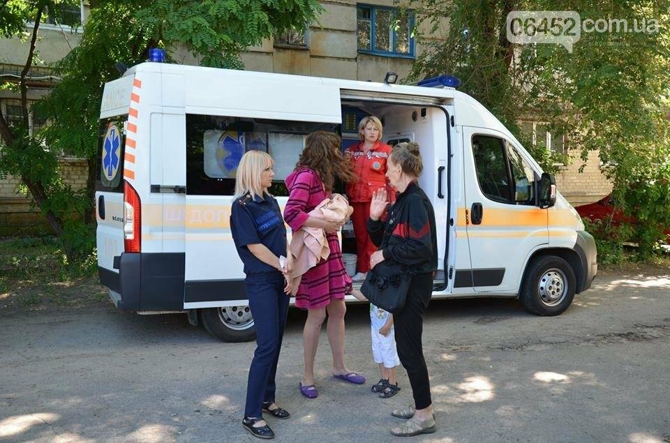В Северодонецке заживо сгорел ребенок, мать с братом погибшего в реанимации (фото), фото-3