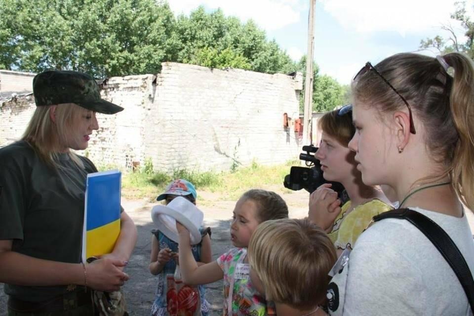 Полицейские организовали для детей праздник «Дня открытых дверей» (фото), фото-7
