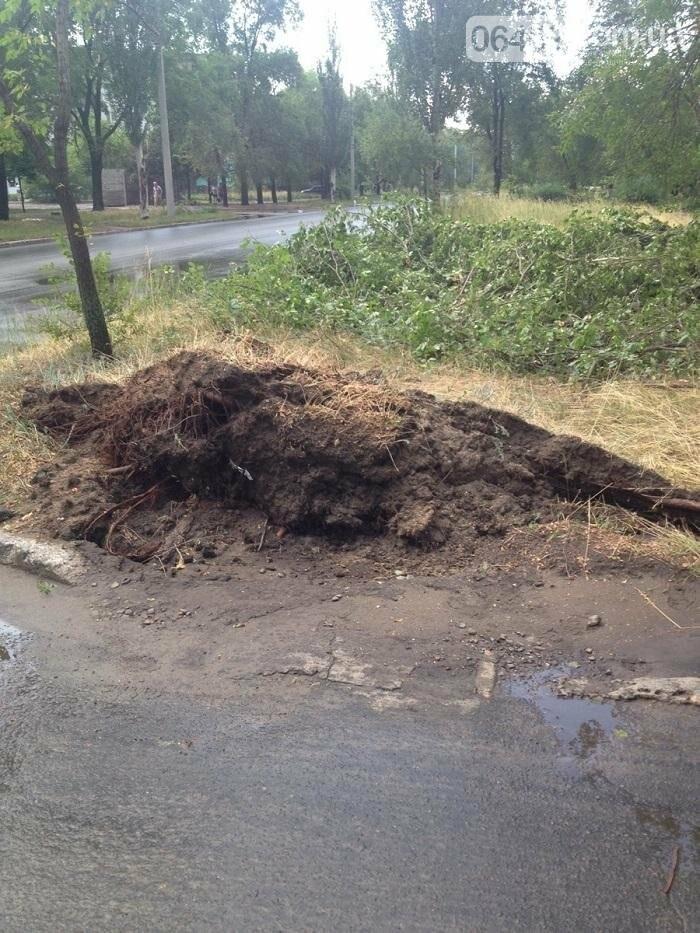 Северодонецк накрыл ураган (фото), фото-4