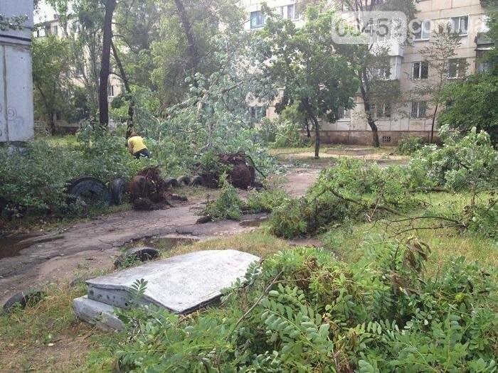 Северодонецк накрыл ураган (фото), фото-5