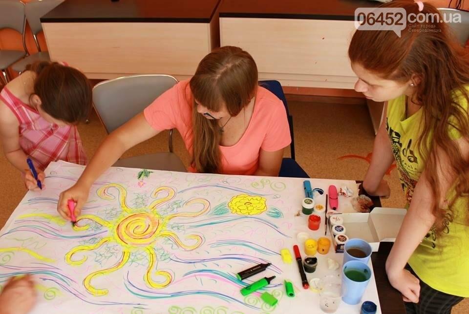 Юные северодончане приняли участие  в уникальном практикуме (фото), фото-3