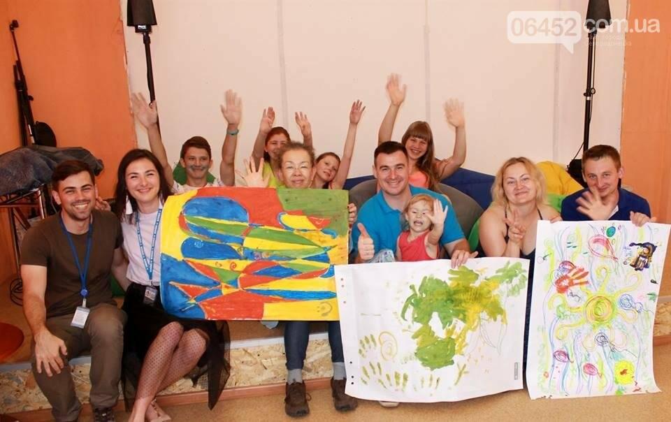 Юные северодончане приняли участие  в уникальном практикуме (фото), фото-7