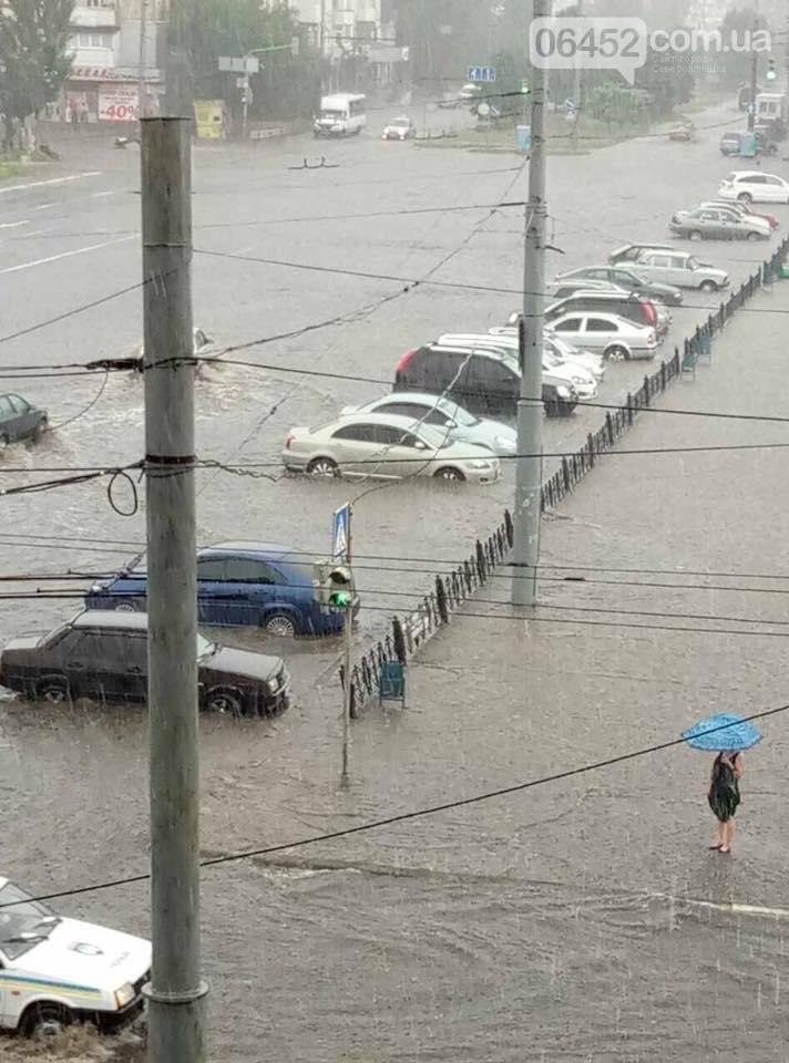 Северодонецк накрыл ураган (фото), фото-2