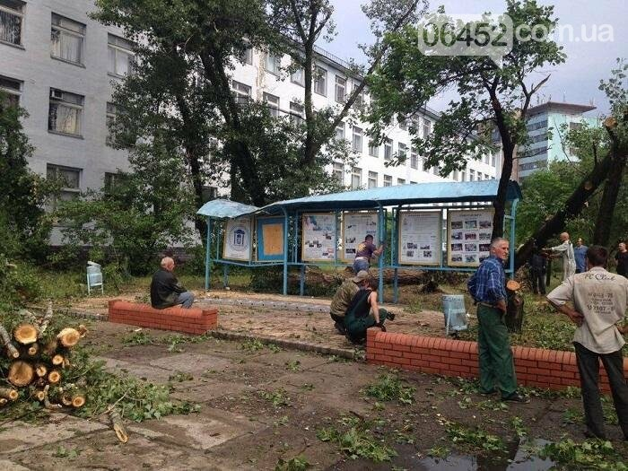 Северодонецк накрыл ураган (фото), фото-9