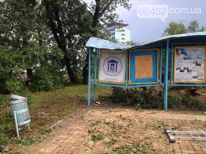 Северодонецк накрыл ураган (фото), фото-10