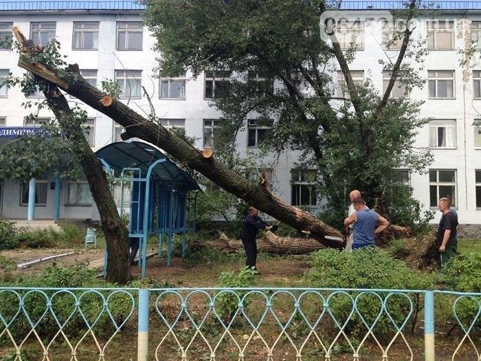 Северодонецк накрыл ураган (фото), фото-12