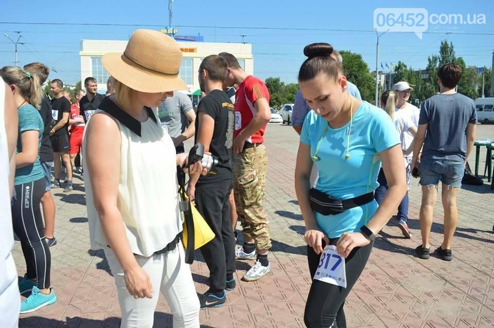 В Северодонецке состоялся забег против домашнего и гендерного насилия (фото), фото-5
