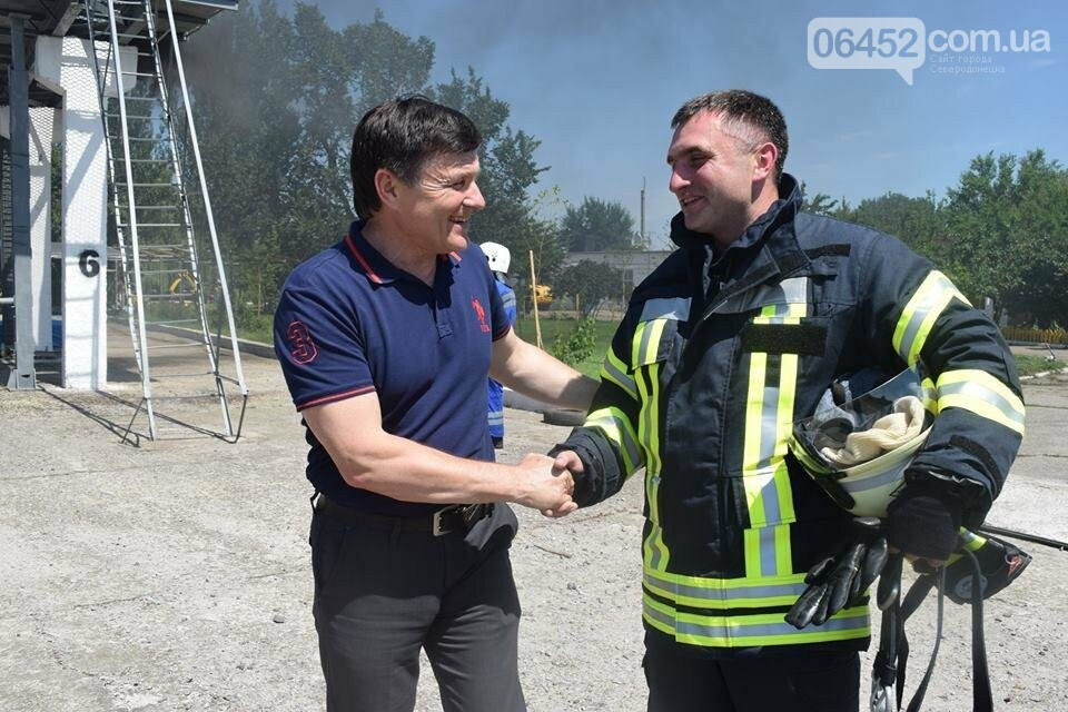 Зам мэра Северодонецка подался в спасатели (фото), фото-2