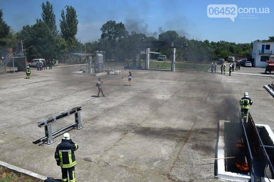 Зам мэра Северодонецка подался в спасатели (фото), фото-3