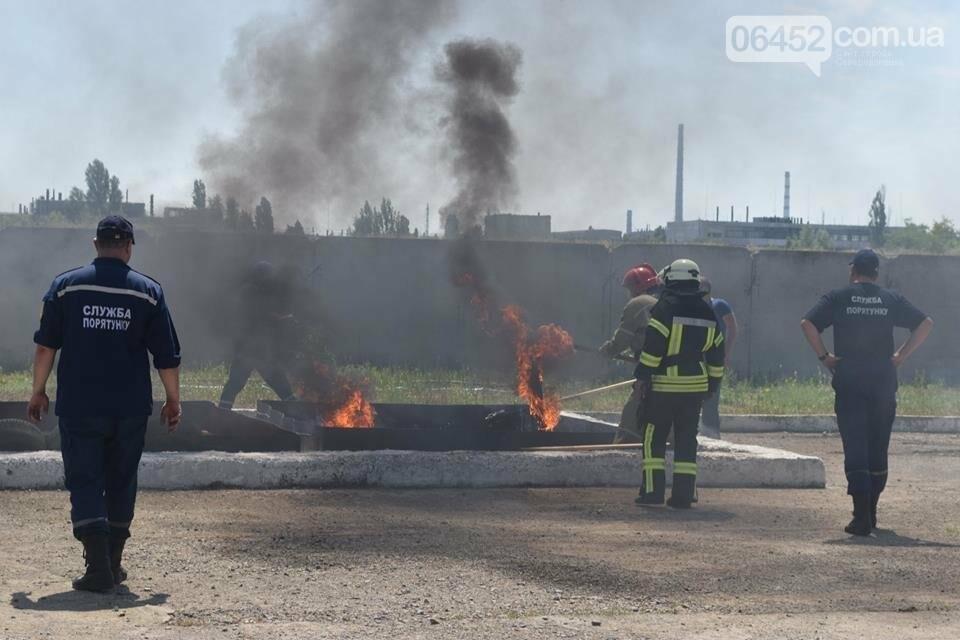 Зам мэра Северодонецка подался в спасатели (фото), фото-4