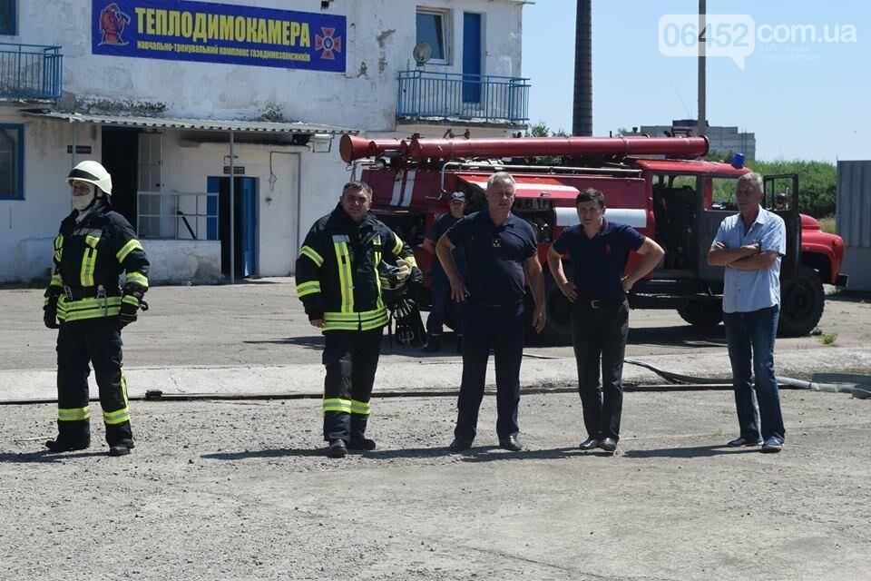 Зам мэра Северодонецка подался в спасатели (фото), фото-9