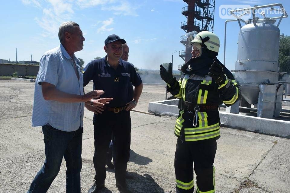 Зам мэра Северодонецка подался в спасатели (фото), фото-10