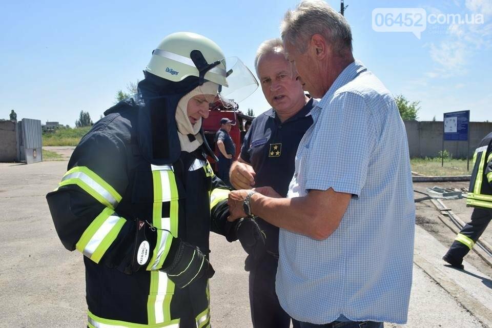 Зам мэра Северодонецка подался в спасатели (фото), фото-7