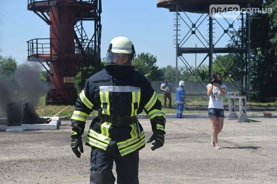 Зам мэра Северодонецка подался в спасатели (фото), фото-8