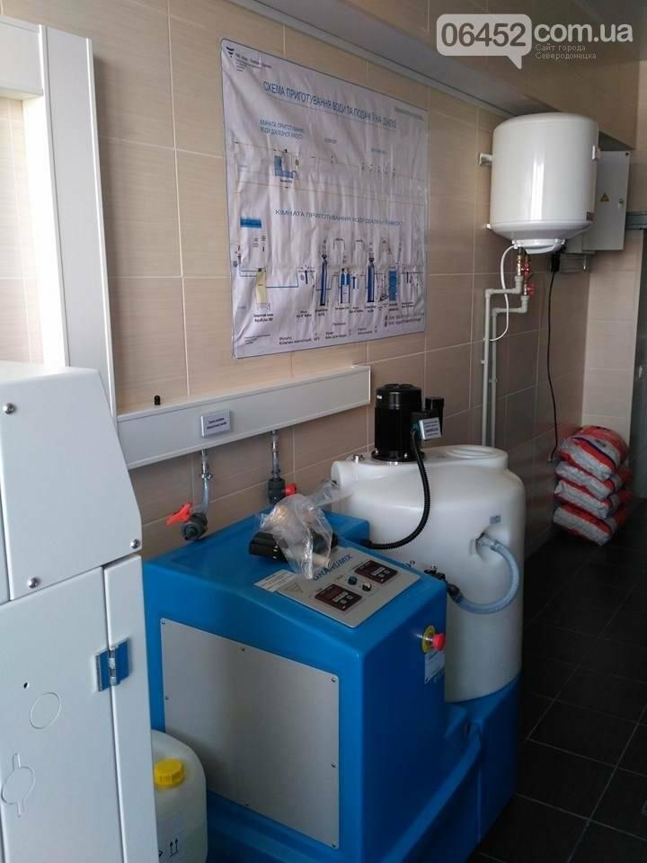Северодонецкая горбольница получила оборудование для проведения процедуры гемодиализа (фото), фото-5