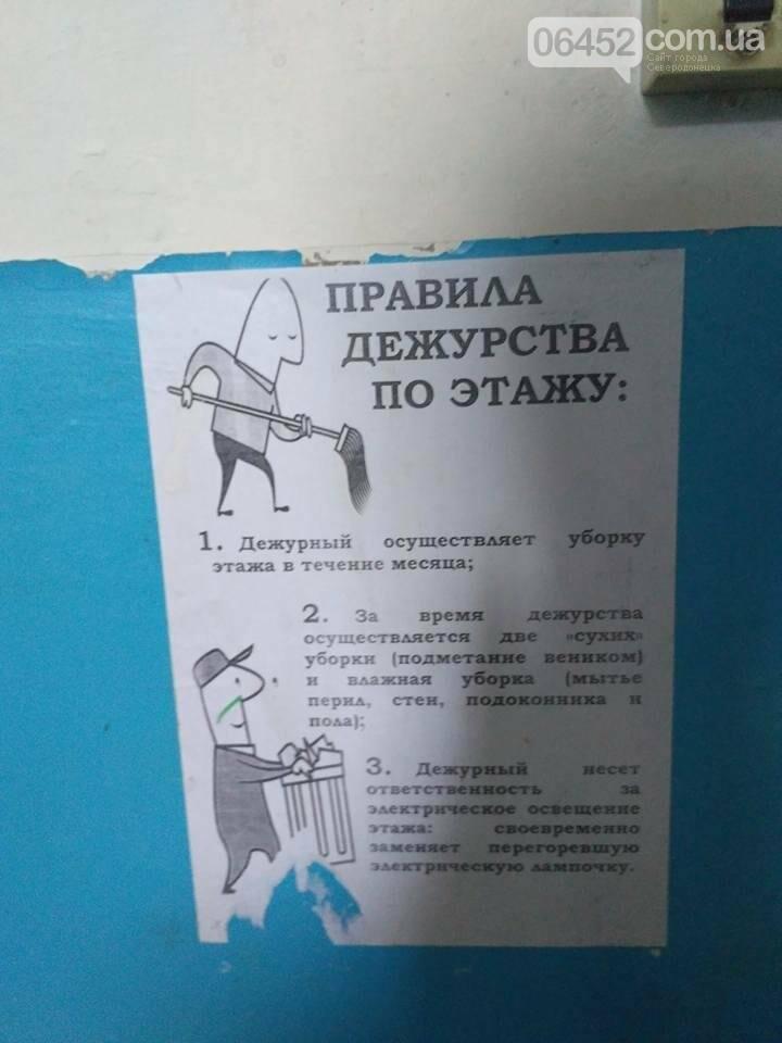 Зарецкий считает, что северодончане должны сами следить за своими подъездами (фото), фото-8