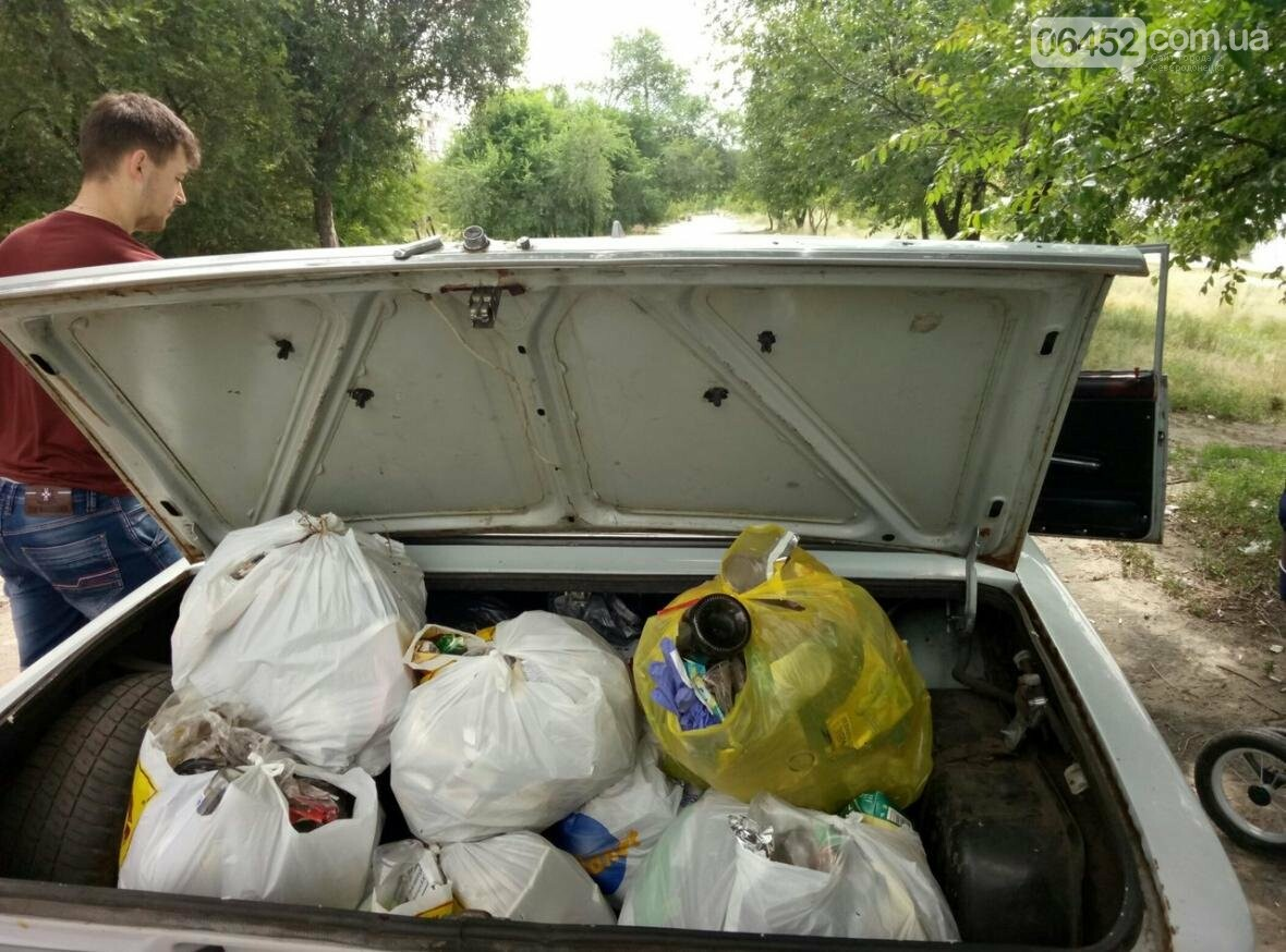 Чистое погрязло в мусоре (фото), фото-2