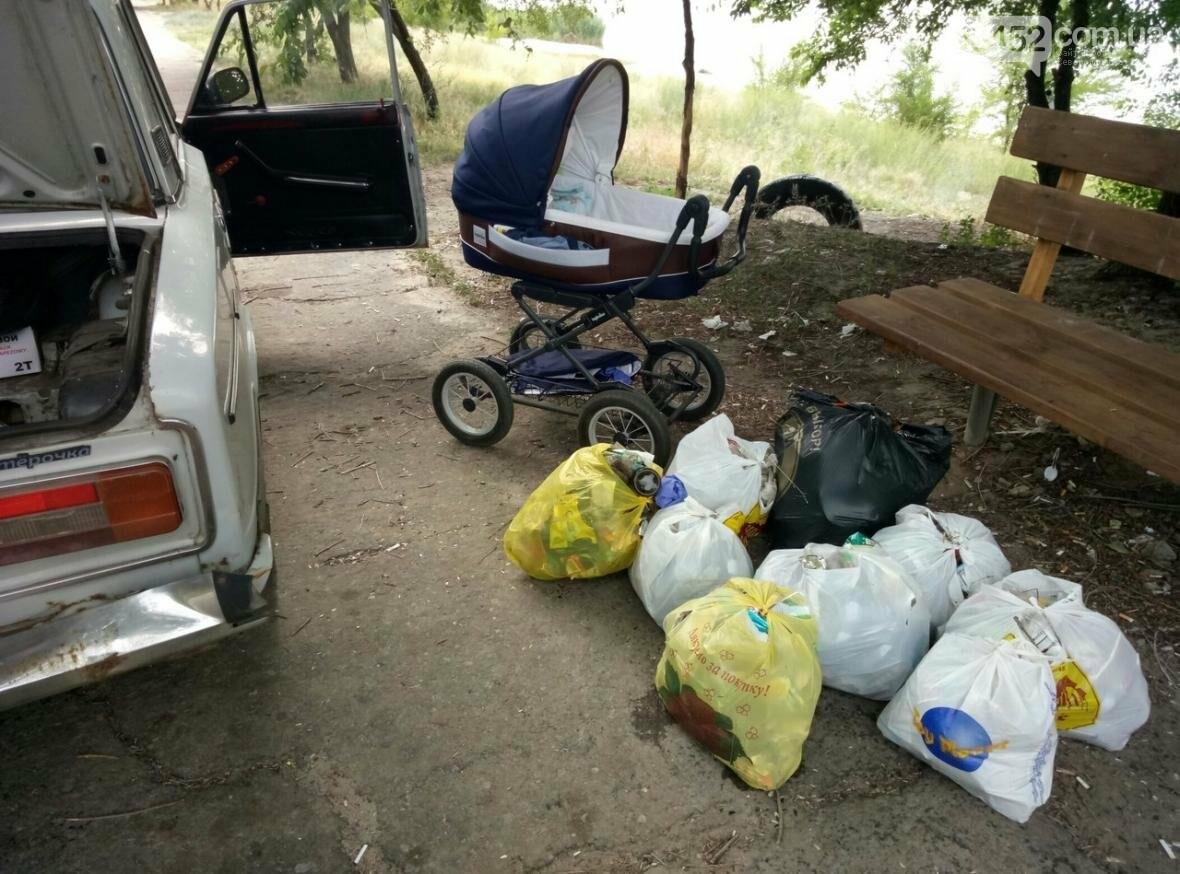 Чистое погрязло в мусоре (фото), фото-3