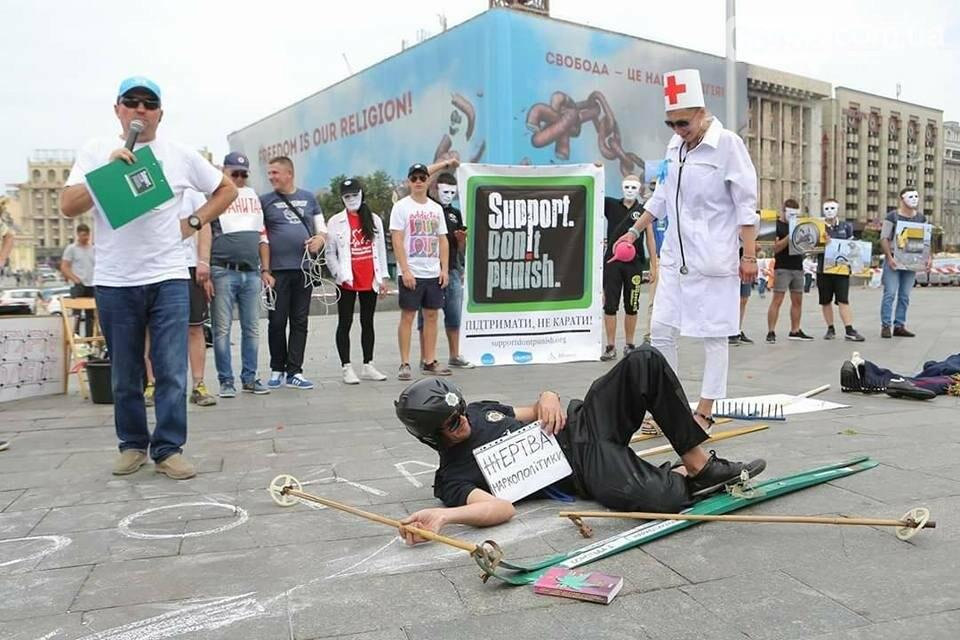 Представители ЛГБТ приняли участие в акции «Поддержать, не наказывать» (фото), фото-7