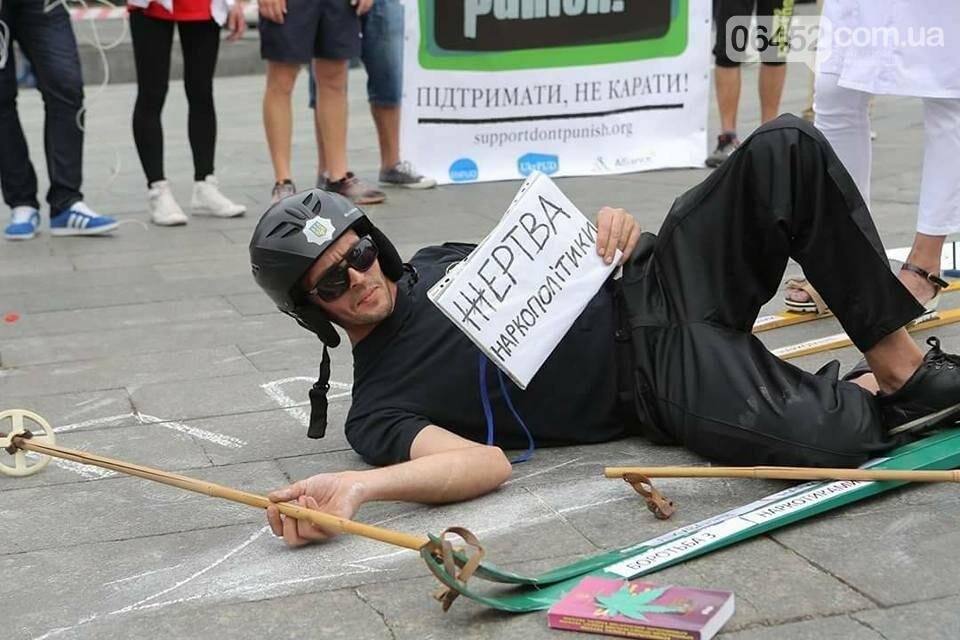 Представители ЛГБТ приняли участие в акции «Поддержать, не наказывать» (фото), фото-8