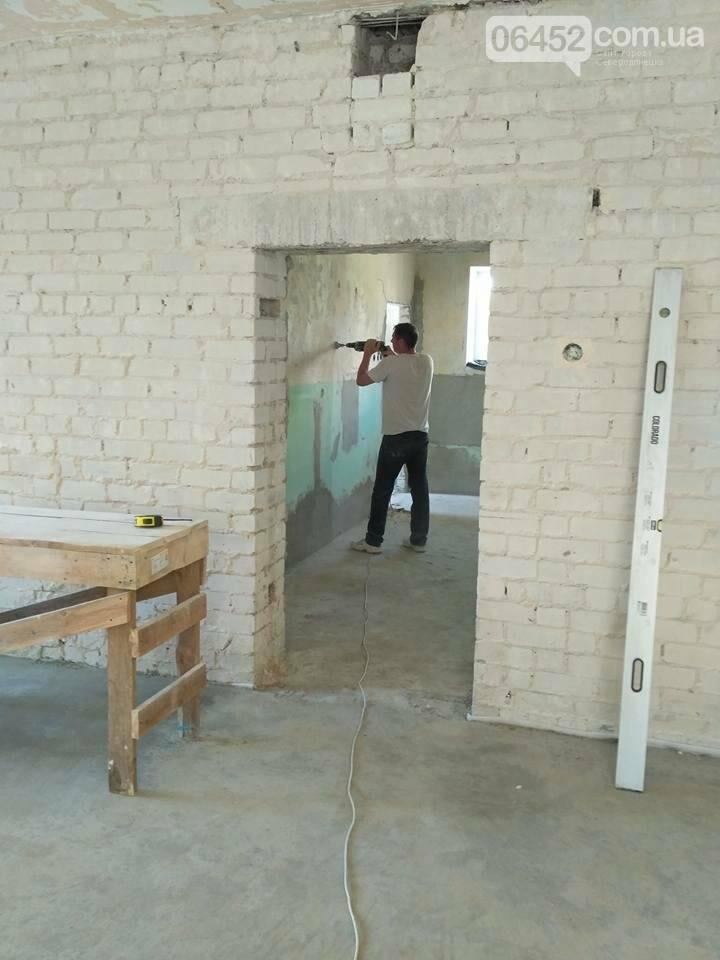 В северодонецком детском саду №41 начался ремонт (фото), фото-4