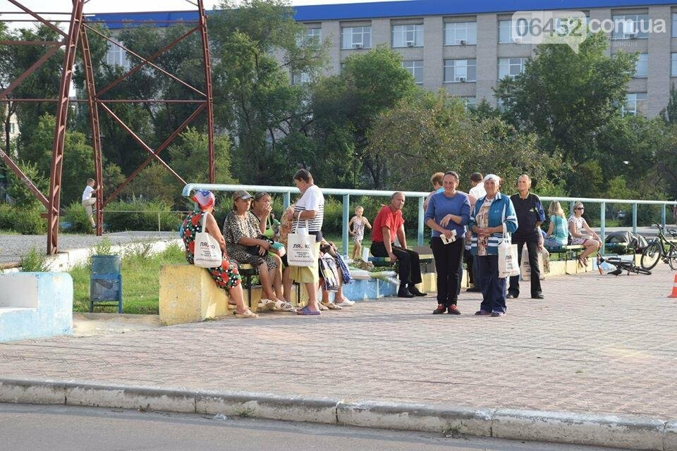 Пригеба считает отключения света в Боброво диверсией (фото), фото-1