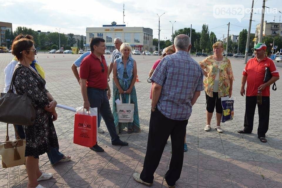 Пригеба считает отключения света в Боброво диверсией (фото), фото-2