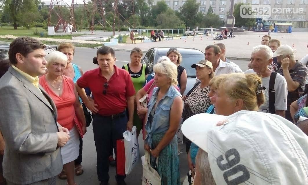 Пригеба считает отключения света в Боброво диверсией (фото), фото-4