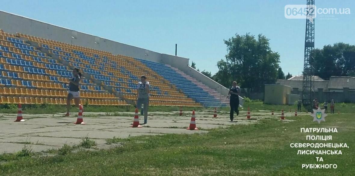 В Северодонецке будущие полицейские показали свою физподготовку (фото), фото-3