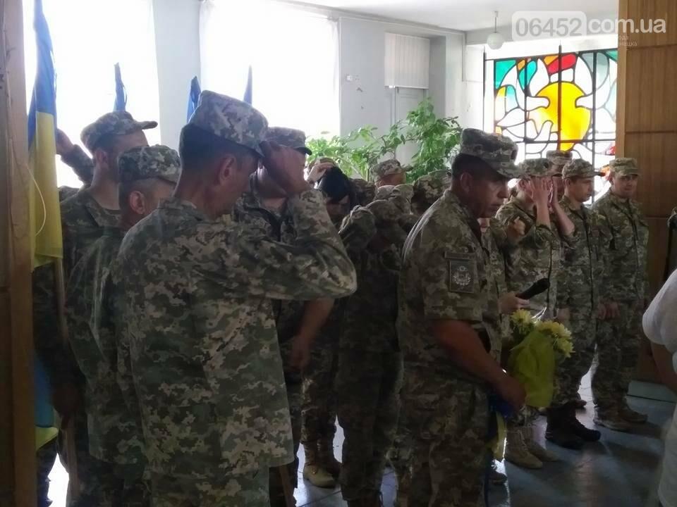 В Северодонецке почтили память Героев АТО (фото), фото-6