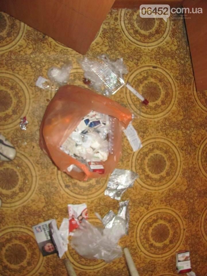 В Лисичанске накрыли наркопритон (фото), фото-4