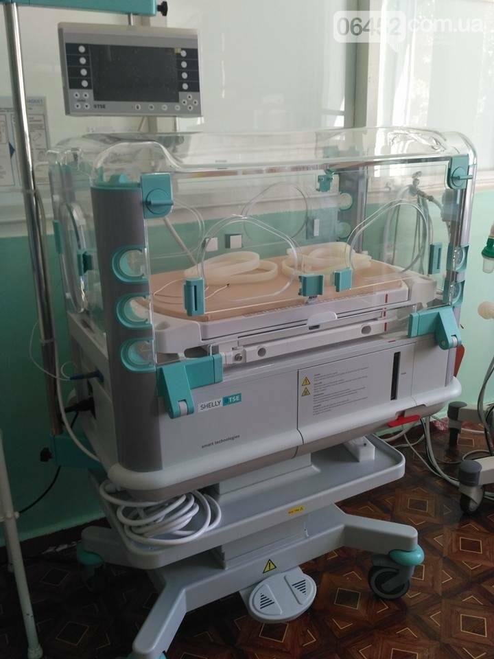 """Северодонецкая больница получила """"инкубатор"""" для новорожденных (фото), фото-4"""
