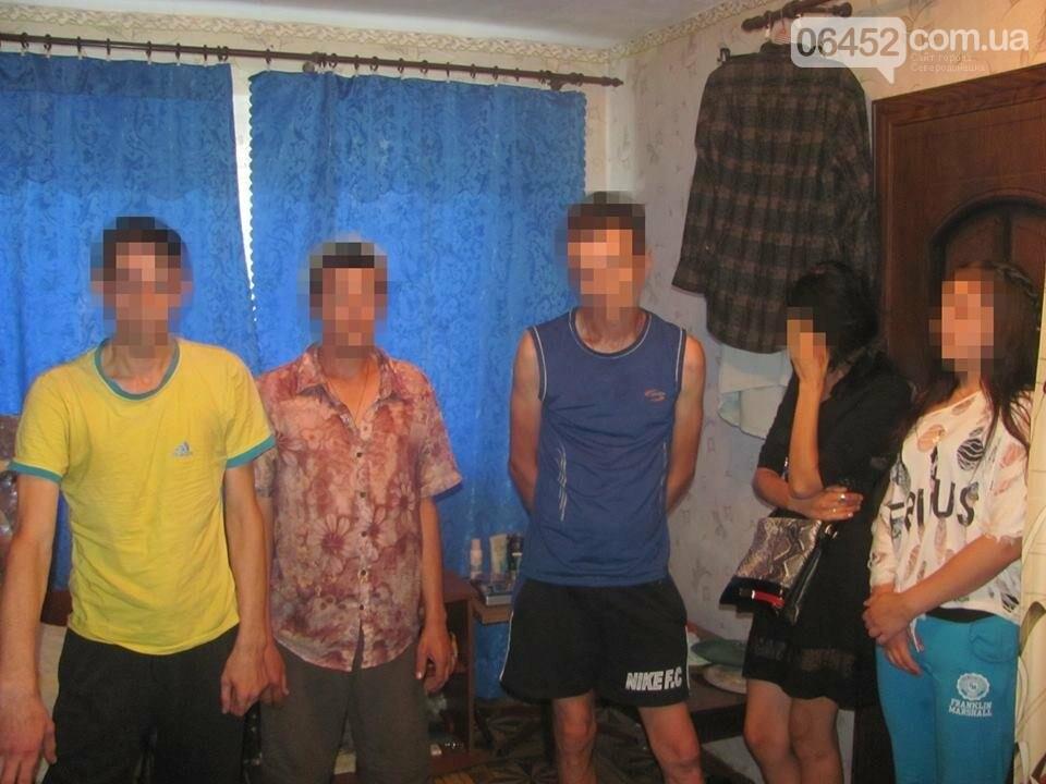 В Лисичанске накрыли наркопритон (фото), фото-6
