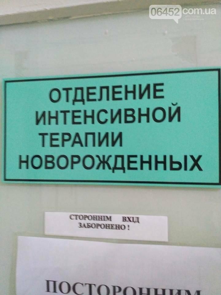 """Северодонецкая больница получила """"инкубатор"""" для новорожденных (фото), фото-8"""