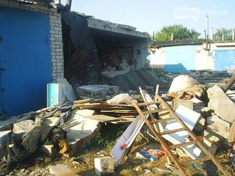 В Северодонецке произошел взрыв: один человек в тяжелом состоянии, фото-1